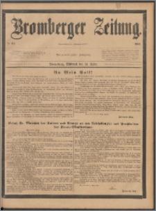 Bromberger Zeitung, 1888, nr 63