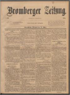 Bromberger Zeitung, 1888, nr 69
