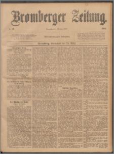 Bromberger Zeitung, 1888, nr 72