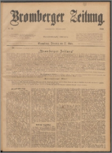 Bromberger Zeitung, 1888, nr 74