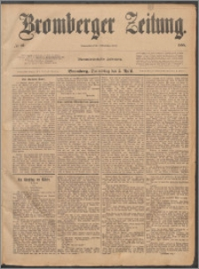 Bromberger Zeitung, 1888, nr 80