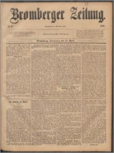 Bromberger Zeitung, 1888, nr 97