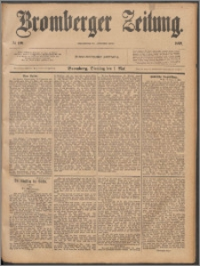 Bromberger Zeitung, 1888, nr 101