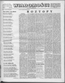 Wiadomości, R. 11 nr 27 (535), 1956