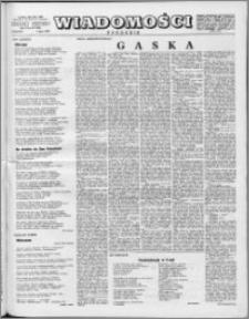 Wiadomości, R. 11 nr 28 (536), 1956