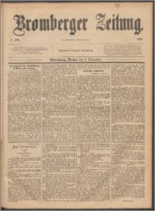 Bromberger Zeitung, 1888, nr 206