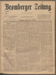 Bromberger Zeitung, 1888, nr 234