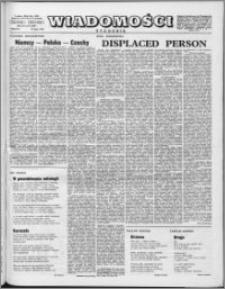 Wiadomości, R. 11 nr 31 (539), 1956