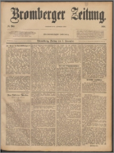 Bromberger Zeitung, 1888, nr 264