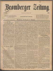 Bromberger Zeitung, 1888, nr 267