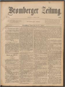 Bromberger Zeitung, 1889, nr 14