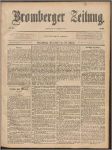 Bromberger Zeitung, 1889, nr 16