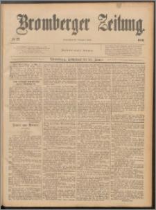 Bromberger Zeitung, 1889, nr 22