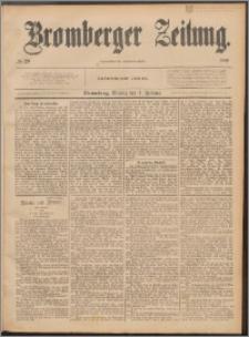 Bromberger Zeitung, 1889, nr 29