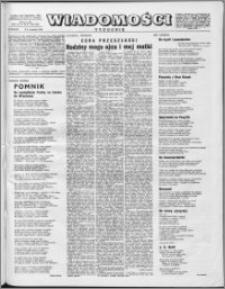 Wiadomości, R. 11 nr 36/37 (544/545), 1956
