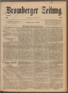 Bromberger Zeitung, 1889, nr 118