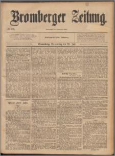 Bromberger Zeitung, 1889, nr 171