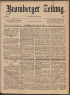 Bromberger Zeitung, 1889, nr 172