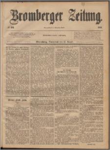 Bromberger Zeitung, 1889, nr 191