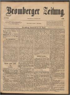 Bromberger Zeitung, 1889, nr 203