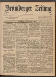 Bromberger Zeitung, 1889, nr 205
