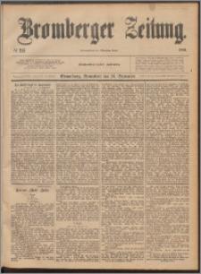 Bromberger Zeitung, 1889, nr 215