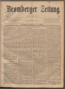 Bromberger Zeitung, 1889, nr 237