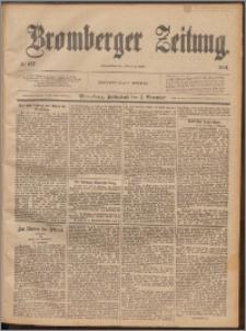 Bromberger Zeitung, 1889, nr 257
