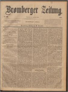 Bromberger Zeitung, 1889, nr 298