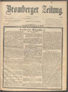 Bromberger Zeitung, 1890, nr 6
