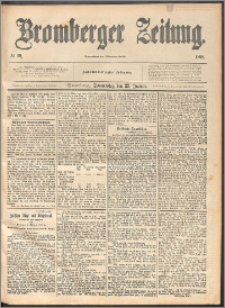 Bromberger Zeitung, 1890, nr 19