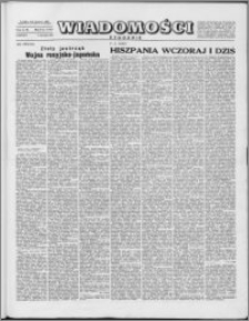 Wiadomości, R. 10 nr 1 (457), 1955