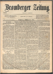 Bromberger Zeitung, 1890, nr 105
