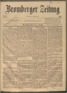 Bromberger Zeitung, 1890, nr 177