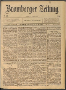Bromberger Zeitung, 1890, nr 206