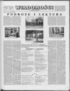 Wiadomości, R. 10 nr 9 (465), 1955