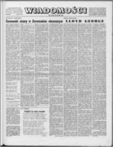 Wiadomości, R. 10 nr 10 (466), 1955