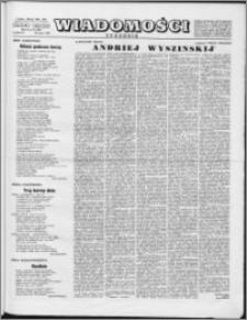 Wiadomości, R. 10 nr 12 (468), 1955