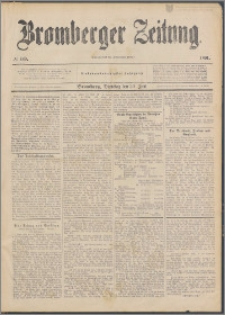 Bromberger Zeitung, 1891, nr 149