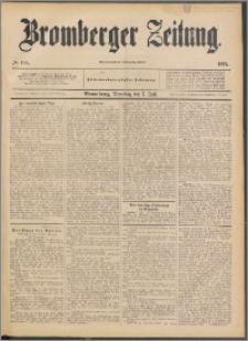 Bromberger Zeitung, 1891, nr 155
