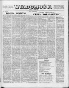 Wiadomości, R. 10 nr 19 (475), 1955