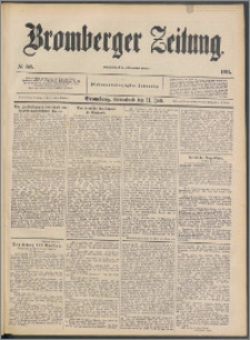 Bromberger Zeitung, 1891, nr 159