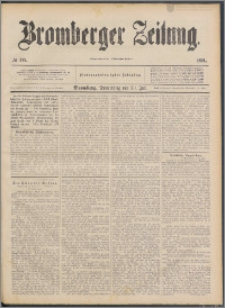 Bromberger Zeitung, 1891, nr 175