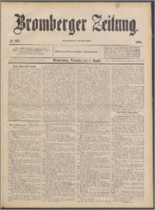 Bromberger Zeitung, 1891, nr 179