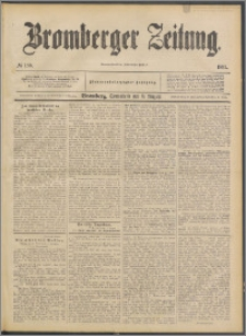 Bromberger Zeitung, 1891, nr 183