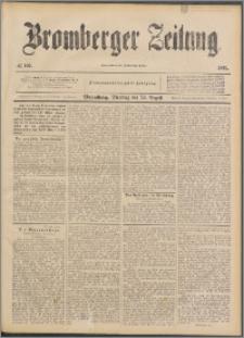 Bromberger Zeitung, 1891, nr 197