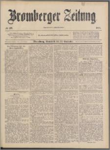 Bromberger Zeitung, 1891, nr 219