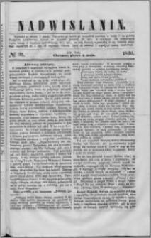 Nadwiślanin, 1860.05.04 R. 11 nr 35