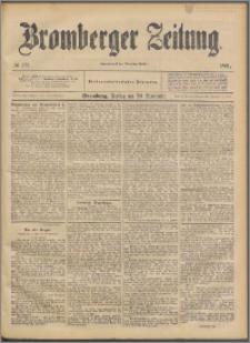 Bromberger Zeitung, 1891, nr 272