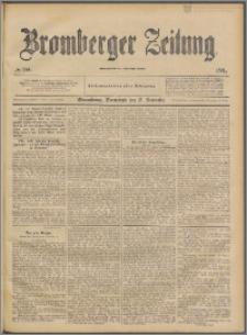 Bromberger Zeitung, 1891, nr 273